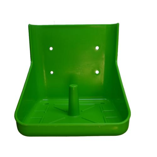 Držák na sůl plastový  SL 3 - zelená 3999 - Držák na sůl plastový SL 3 - zelený