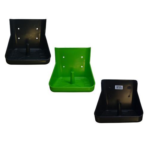 Držák na sůl plastový  SL 3 - zelená