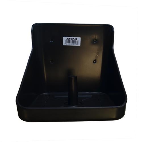Držák na sůl plastový  SL 3 - černá 3999 - Držák na sůl plastový SL 3 - černý
