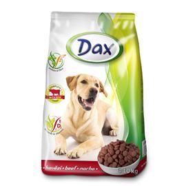 Granule pro psy DAX, hovězí, 10 kg