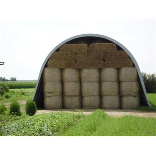 Tunel SUPER - šířka 8,2 m, délka 12 m