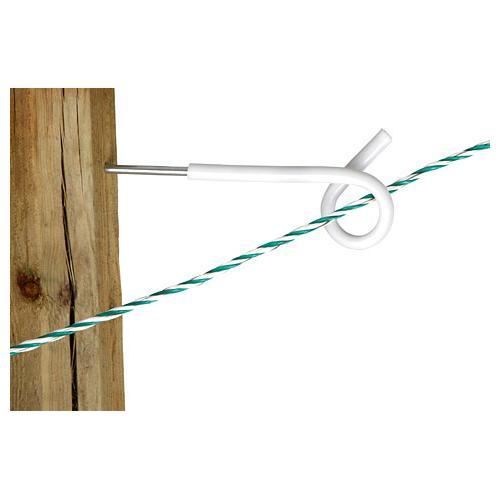Izolátor pro elektrický ohradník AKO, pro předsazenou ohradu s vrutem, 5 ks - délka 20 cm Izolátor pro předsazenou ohradu, délka 20 cm, 5 ks, vrut