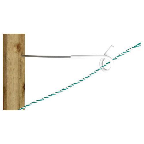 Izolátor pro elektrický ohradník AKO, pro předsazenou ohradu s vrutem, 5 ks - délka 40 cm Izolátor pro předsazenou ohradu, délka 40 cm, 5 ks, vrut