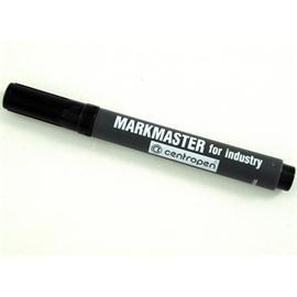 Značkovač univerzální Centropen Markmaster for industry 8599 - černá