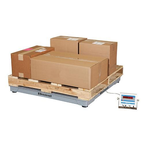 Váha desková do 2500 kg - LED Display Váha desková do 2500 kg - LED Display