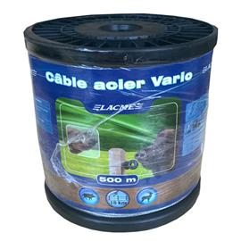 Ocelové lanko LACME pro elektrické ohradníky 1,5 mm