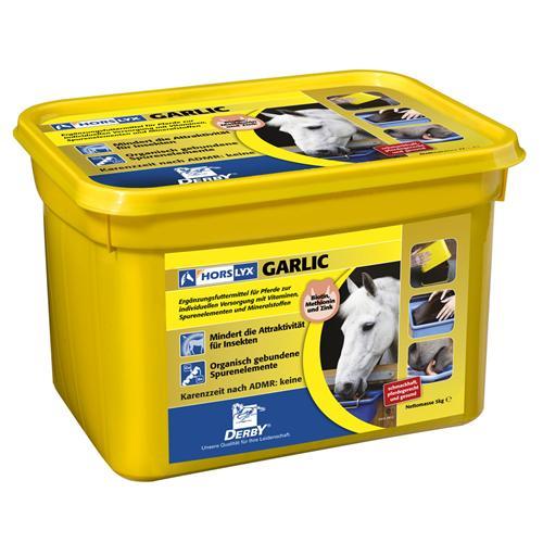 Liz pro koně Horslyx Garlic - 5 kg Horslyx Garlic