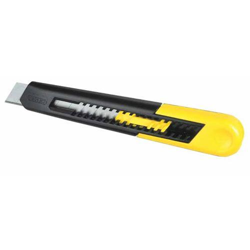 Plastové nože s odlamovací čepelí 18 mm STANLEY 10-151 Plastové nože s odlamovací čepelí 18 mm STANLEY 10-151