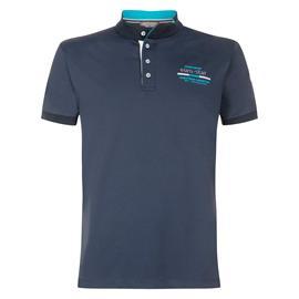 Pánské triko Euro-Star Leith, modré - vel. M
