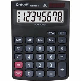 Kalkulátor stolní REBELL Panther 8