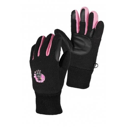 745fceb12f1 Dětské fleecové rukavice QHP