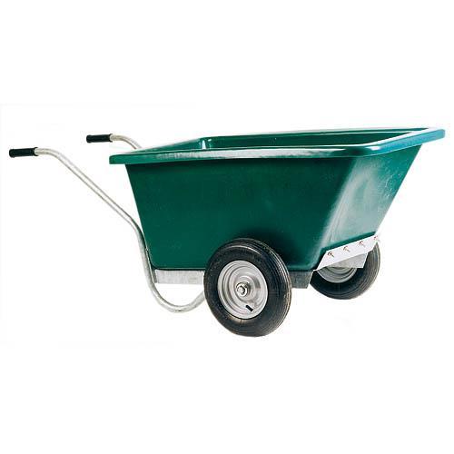 Dvoukolový zahradní vozík na hnůj 255 l Dvoukolový zahradní vozík na hnůj 255 l