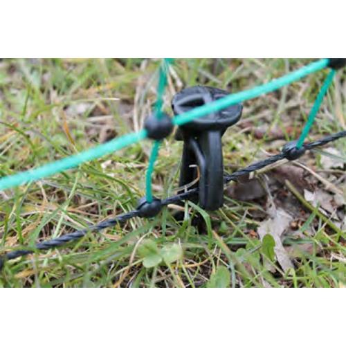 Kolík pro ukotvení ohradních sítí, plastový Kolík pro ukotvení ohradních sítí, plastový