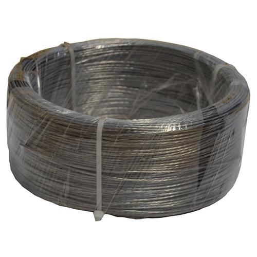 Ocelové lanko pro elektrické ohradníky , pozinkované, WZ 20N Ocelové lanko pro elektrické ohradníky , pozinkované, WZ 20N