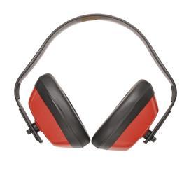 Sluchátka PW40, červená