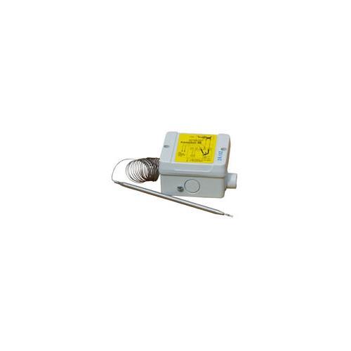 Termostat pro  vyhřívané napáječky v provedení 24 V - do příkonu 380 W