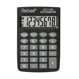 Kalkulačka REBELL HC110N