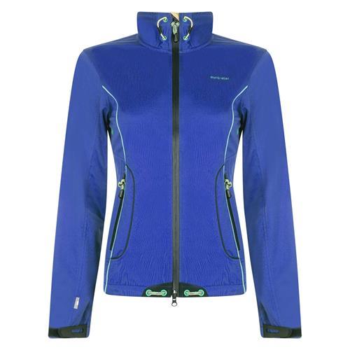 Dámská bunda Euro-Star Fabienne, středně modrá - vel. S Bunda dámská Fabienne, středně modrá