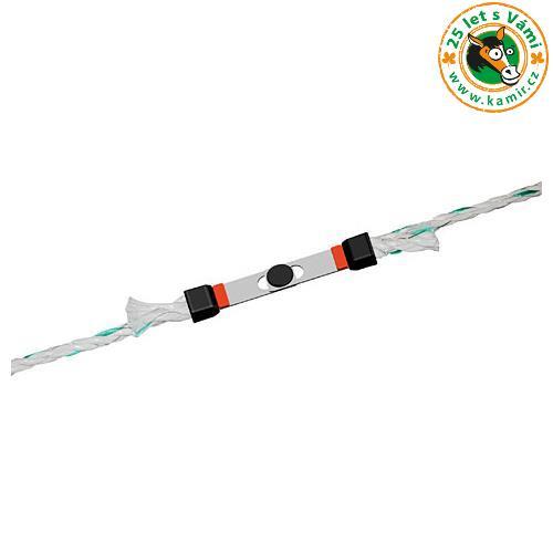 Spojka na lano Litzclip® do 6 mm - 6 ks Spojka Litzclip na lano do 6 mm - 6 ks