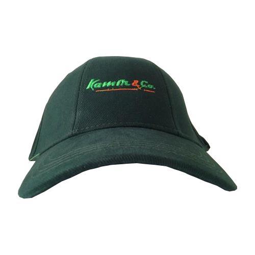 Kšiltovka s logem Kamír, zelená - tmavě zelená Kšiltovka Kamír, tmavě zelená