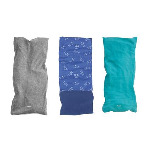 Multifunkční šátek USG - šedý