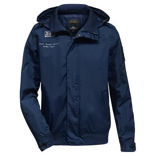 Pánská bunda HV Polo Foskett, tmavě modrá - vel. M Bunda pánská HV Polo Foskett, modrá