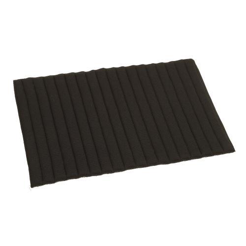 Podložka pod bandáže, černá, 29x45cm, pár