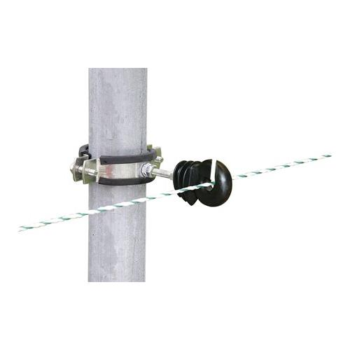 Izolátor pro elektrické ohradníky LISTER WI 24/2, kruhový se závitem M6, 30 mm