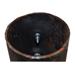 Izolátor pro elektrické ohradníky LISTER, kruhový se závitem M6, 30 mm