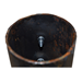 Izolátor pro elektrické ohradníky AKO WI 24/2, kruhový se závitem M6, 80 mm