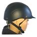 Jezdecká bezpečnostní přilba Covalliero Nerron, černá - vel. 51-54