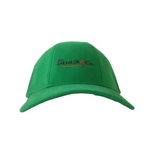 Kšiltovka s logem Kamír, zelená - světle zelená Kšiltovka Kamír, světle zelená