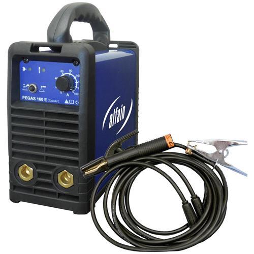 Svářecí invertor Alfa In PEGAS 160 E Smart + kabely Svářecí invertor Alfa In PEGAS 160 E Smart + kabely