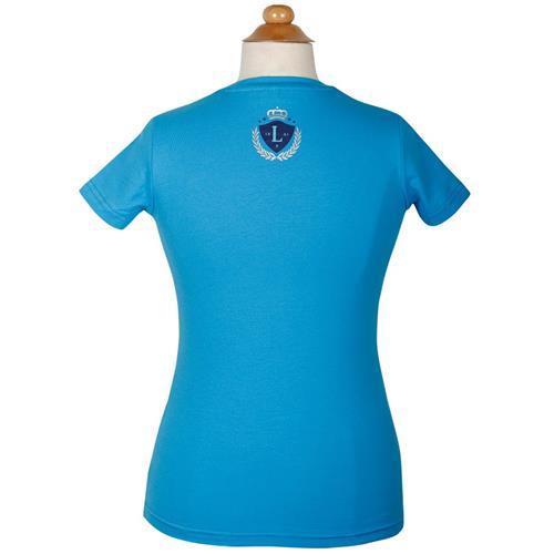 Dětské triko Harrys Horse Lou Lou, modré / tyrkysové - modré, vel. 128