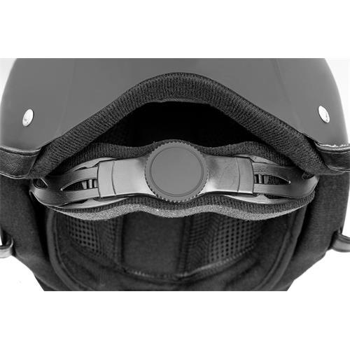 Jezdecká bezpečnostní přilba USG - černá