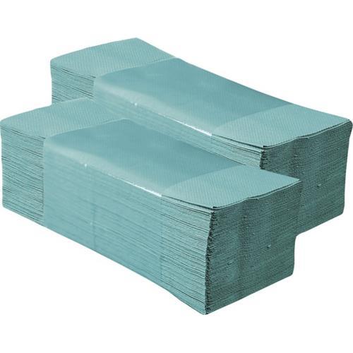 Ručníky papírové skládané ZZ - paleta 32 balení x 5000 ks Ručníky papírové skládané ZZ - paleta 32 balení x 5000 ks