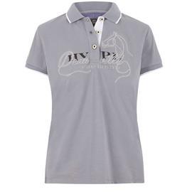 Dámské triko HV Polo Dorene, šedé - vel. M