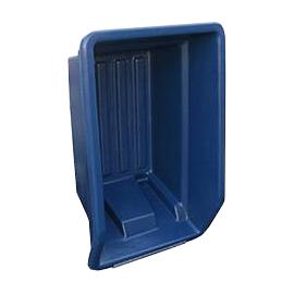 Náhradní korba pro dvoukolové výklopné kolečko 33695 - 255 l