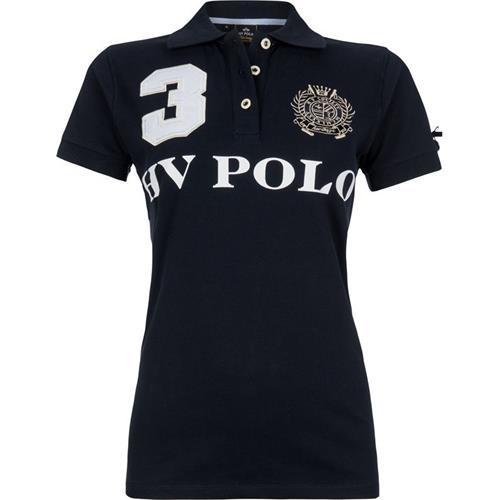 Dámské polotriko HV Polo Favouritas - černé, vel. S