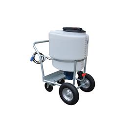Vozík na mléko pro telata JFC, 170 l, s mixérem