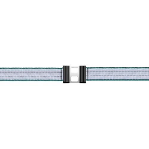 Spojka na pásku nerez - přímá, 5 ks - na 20 mm pásky Spojka na pásku - přímá, 5 ks
