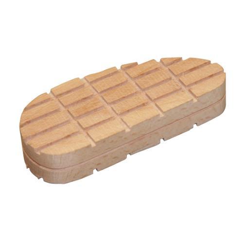 Dřevěný špalek pro paznehty - 112 mm Dřevěný špalek pro paznehty