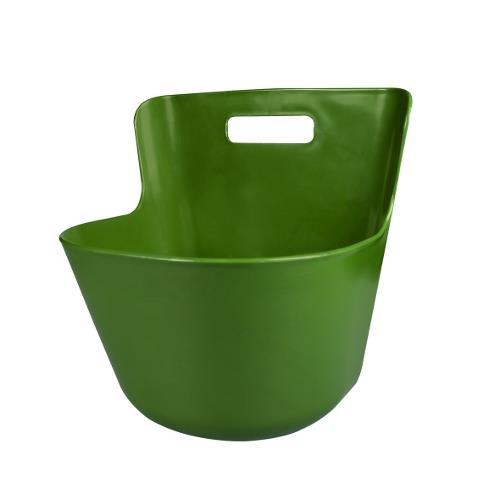 Plastový žlab rovný KA s úchytem 13 l - zelená Plastový žlab rovný KA s úchytem 13 l