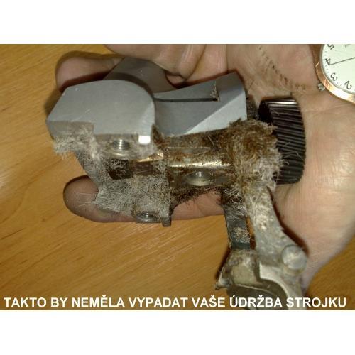 Elektrický střihací strojek pro skot SUPER 3000 nůž A6 Elektrický střihací strojek pro skot SUPER 3000 nůž A6