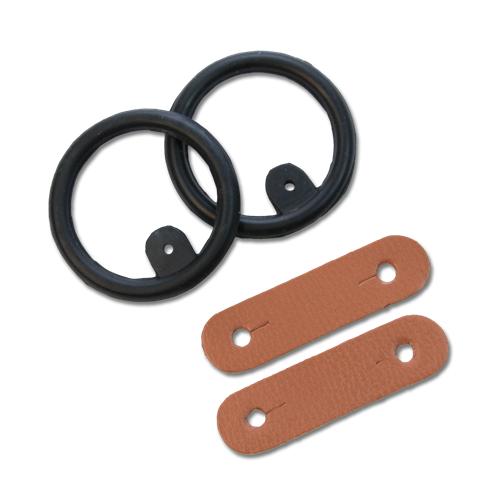 Náhradní gumičky pro bezpečnostní třmeny, pár Náhradní gumičky pro bezpečnostní třmeny, pár