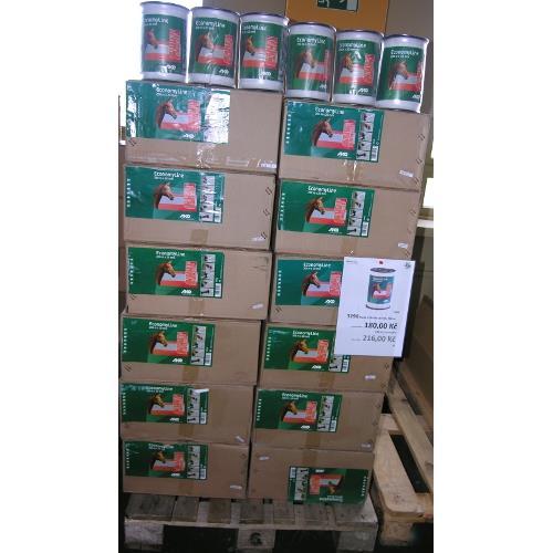 Polyetylenová páska pro elektrické ohradníky EconomyLine - BASIC 20 mm - žluto-oranžová Polyetylenová páska pro elektrické ohradníky EconomyLine - BASIC 20 mm