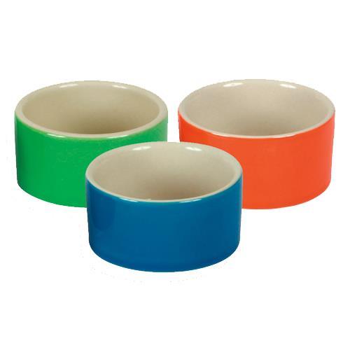 Miska keramická barevná - 150 ml Miska keramická barevná