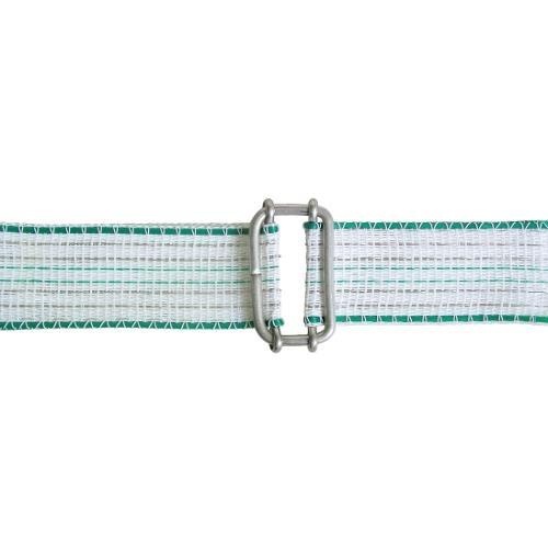 Spojka na pásku drátěná, pozink - na 40 mm pásky Spojka na pásku drátěná, pozink