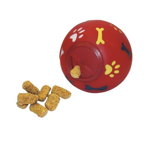 Míček na pamlsky pro psy, 11 cm Hračka pro psa - míček na pamlsky, 11 cm