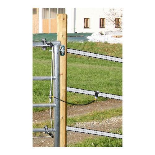 Objímka pro sloupky 48 - 53 mm, matice 6 mm Objímka pro sloupky 48 - 60 mm, matice 6 mm